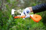 Cтеплер садовый подвязочный Sakuma - инструмент для подвязки растений