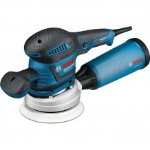 Эксцентриковая шлифмашина Bosch GEX 125-1 AE в кейсе 0601387501