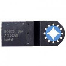 Погружное пильное полотно BIM METAL (32х30 мм) для GOP 10.8 Bosch (2608661688)