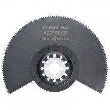Сегментированный выпуклый пильный диск Bosch GOP 10.8 100 мм (2608661633)