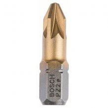 10 Бит 25мм PZ3 TIN Bosch (2607001596)