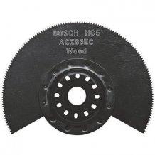 Сегментированный выпуклый пильный диск Bosch HCS WOOD (85 мм) для GOP 10.8 (2608661643)