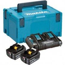 Набор аккумуляторов 18 В, 5 Ач LXT Makita BL1850B (197629-2)