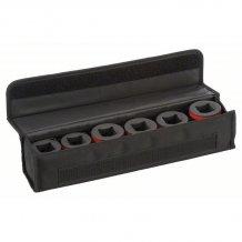 """Набор ударных головок 1"""" Bosch 60 мм, 6 шт (2608551105)"""