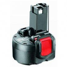 Аккумулятор 9.6 В, 1.5 Ач, Ni-Cd Bosch (2607335540)