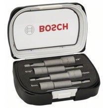 Набор 4 торц ключа с хвост 1/4 HEX Bosch (2608551095)