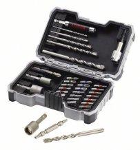 Набор Bosch Pro Mixed Бетон, 35 шт (2607017326)