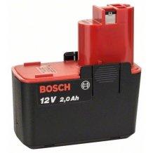 Аккумулятор Bosch 12 В, 2 Aч, NiCd (2607335151)