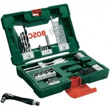 Набор Bosch V-Line, 41 шт (2607017316)