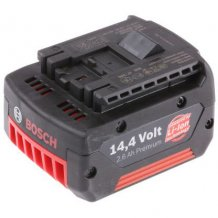 Аккумулятор Bosch 14.4 В, 2.6 Aч, Li-Ion (2607336078)