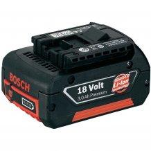Аккумулятор Bosch 18 В, 3 Aч, Li-Ion (2607336236)