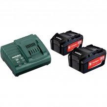 Набор аккумуляторов Metabo 18 В, 2х5.2 Ач, Li-Ion (685051000)