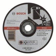 Зачистной круг Bosch Expert for Inox 180x6 мм (2608600540)