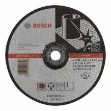 Зачистной круг Bosch Expert for Inox 230x6 мм (2608600541)