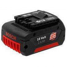 Аккумулятор Bosch 18 В, 2.6 Aч, Li-Ion (2607336092)