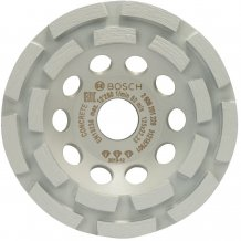 Алмазная шлифовальная чашка Bosch 125х22,23 Best for Concrete, бетон (2608201228)