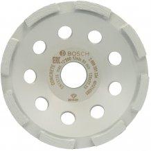 Алмазная чашка однорядная по бетону (125х22.2 мм) Bosch (2608201234)