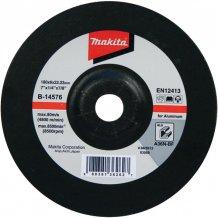 Зачисной диск по алюминию Makita 125 мм (B-17653)