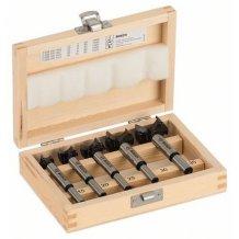 Сверла фрезерные 5 шт 15-35 мм Bosch (2607018750)