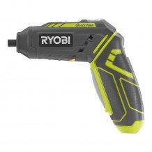 Аккумуляторна отвертка Ryobi R4SDP-L13C