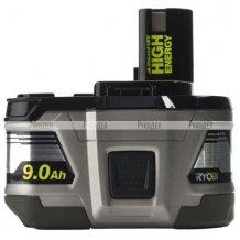 Аккумулятор  18 В, 9 Ач, Li-Ion RYOBI ONE+ RB18L90