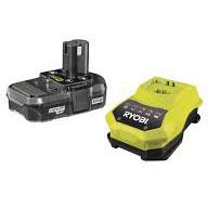 Аккумулятор 18 В, 1.3 Ач, Li-Ion + зарядное устройство ONE+ RYOBI RBC18L13