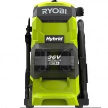 Гибридная мойка высокого давления Ryobi RPW18130H, 1800 Вт, 36 В