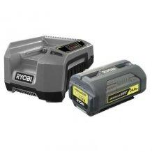 Aккумулятор 36 В, 4 Ач, Li-Ion  + зарядное устройство RYOBI RBPK3640D5A