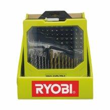 Набор сверел и бит Ryobi 69 предметов RAK69MiX
