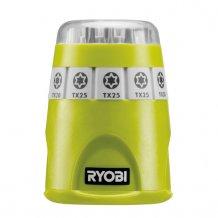 Набор бит Ryobi Torx 10 предметов RAK10TSD