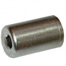 Головка торцевая  оцинкованная Sparta 6-гранная 13 мм CrV (136175)