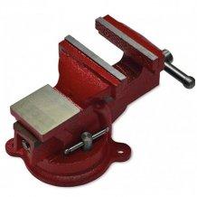 Тиски слесарные поворотные Technics 100 мм, 6 кг (42-830)
