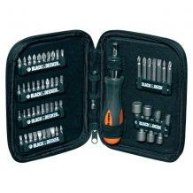 Набор инструментов Black+Decker 56 предметов (A7104)