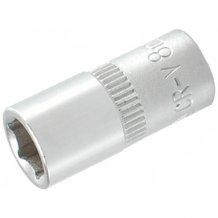 """Головка торцевая YATO шестигранная 1/4"""" 8 мм (YT-1407)"""