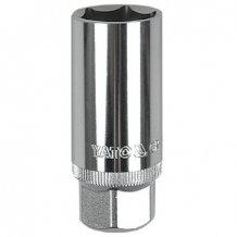 Головка свечная Yato 21мм 1/2″ (YT-1254)