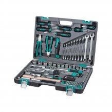 Набор инструментов Stels 1/2 1/4 CrV 98 пр. (14111)