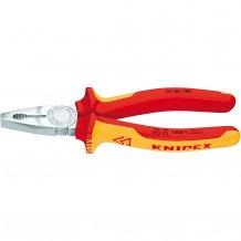 Плоскогубцы комбинированные Knipex 160 мм 1000 v (0306160)