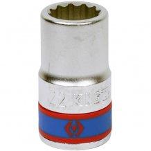 """Головка King Tony 3/4"""" 12 гранн. 22 мм. (633022M)"""
