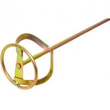 """Миксер-насадка Favorit для структурных красок тип """"A"""" 10-15 кг 80 мм (09-030)"""