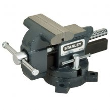 Тиски Stanley MaxSteel для большиx нагрузок поворотные 125 мм (1-83-067)