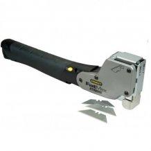 Степлер ударный Stanley FatMax Xtreme для скоб типа G, с выдвижным трапецевидным лезвием (0-PHT350)