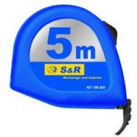 Рулетка S&R Q-point 5 м х 25 мм (422705025)