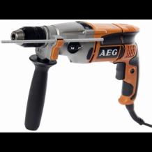 Дрель ударная AEG SB 20-2E SET 4935419832