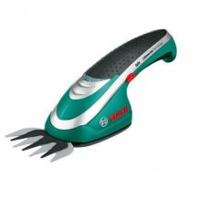 Аккумуляторные ножницы Bosch Isio + Кусторез (0600833102)