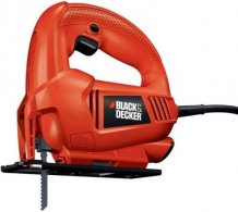 Электролобзик Black Decker KS495