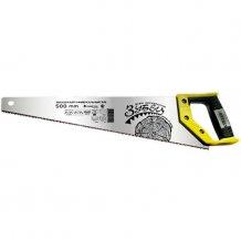 Ножовка по дереву СИБРТЕХ Зубец 400 мм, 7-8 TPI, зуб 2D (23802)