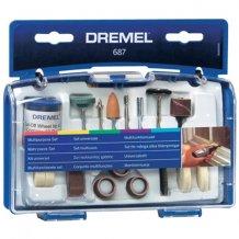 Многофункциональный набор Dremel 687 (26150687JA)