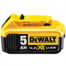 Аккумулятор 14.4 В, 2 Ач, Li-Ion Dewalt DCB144