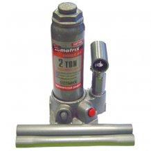 Гидравлический бутылочный домкрат MATRIX MASTER 2 т (507159)