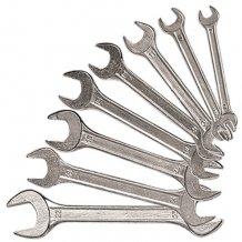 Набор ключей Sparta рожковых 632 12 шт. хромированные (152945)